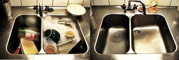 Podsumowanie eksperymentu – Nawyk czy prokrastynacja mycia garów