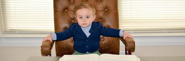 Bądź jak dziecko w biznesie, by złamać utarte schematy