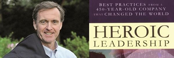 Heroiczne przywództwo – 4 filary pracy i biznesu